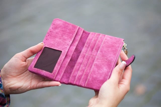 cute girl wallets